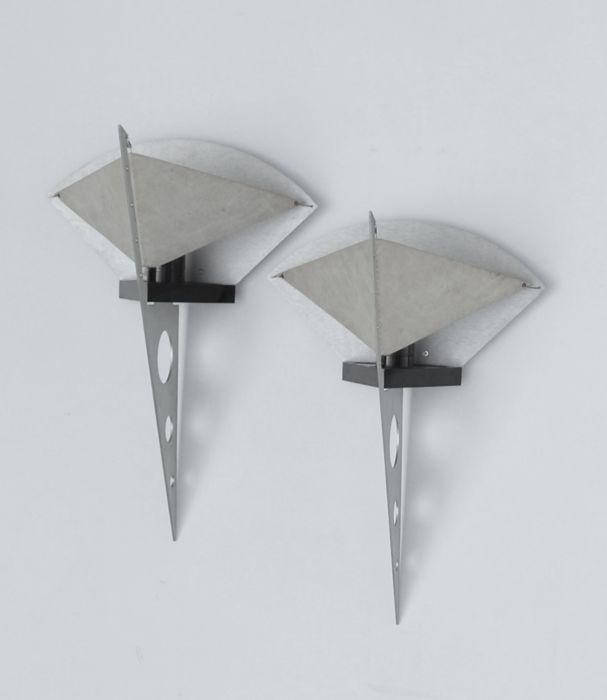 Steve Lombardi for Artemide - Pair of Filicudara wall sconces