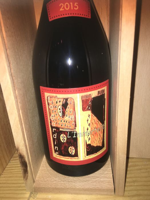 2015 Chateauneuf du Pape  L'Immortelle La Gardine x 1 bottle in OWC