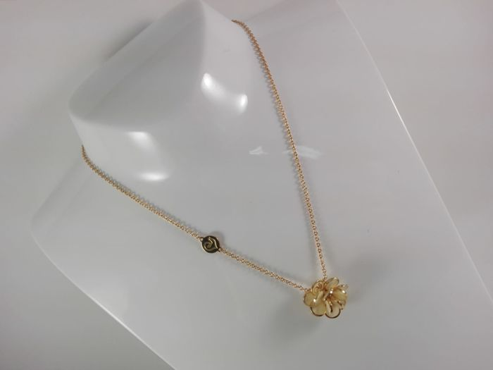 Chantecler - 18 kt. Pink gold - Necklace with pendant