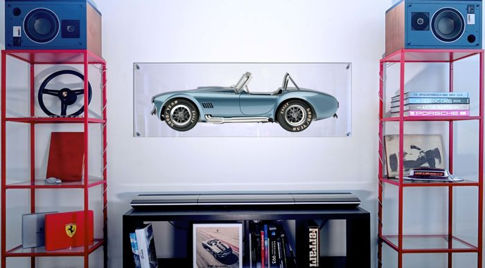 Decoratief object - AC Cobra - SL- Halmo Collection  - 2018
