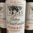 Auktion over vine (Bordeaux Grand Cru Classé og Pomerol)