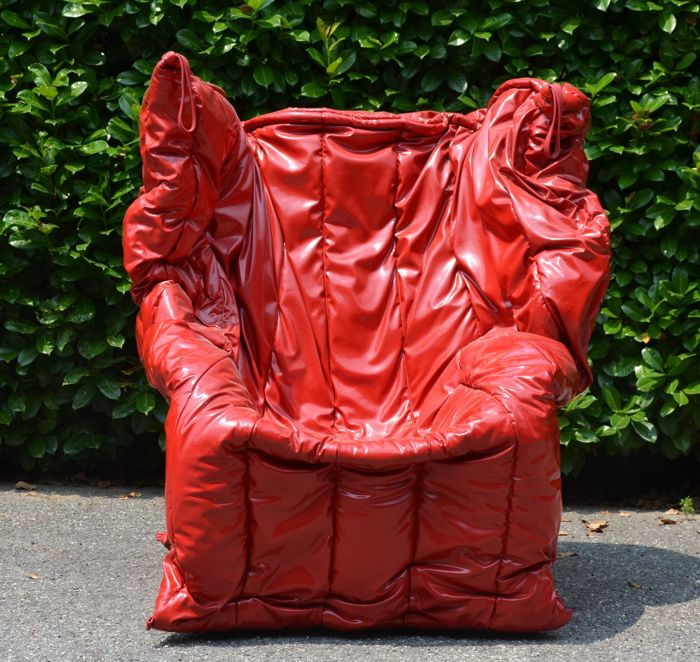 Gaetano Pesce for Meritalia - Armchair - Shadow model