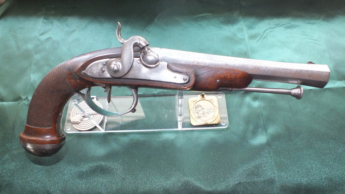 Officer's pistol Louis Philippe 1830