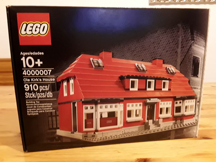 Architecture - 4000007 - Ole Kirk's - Employee gift