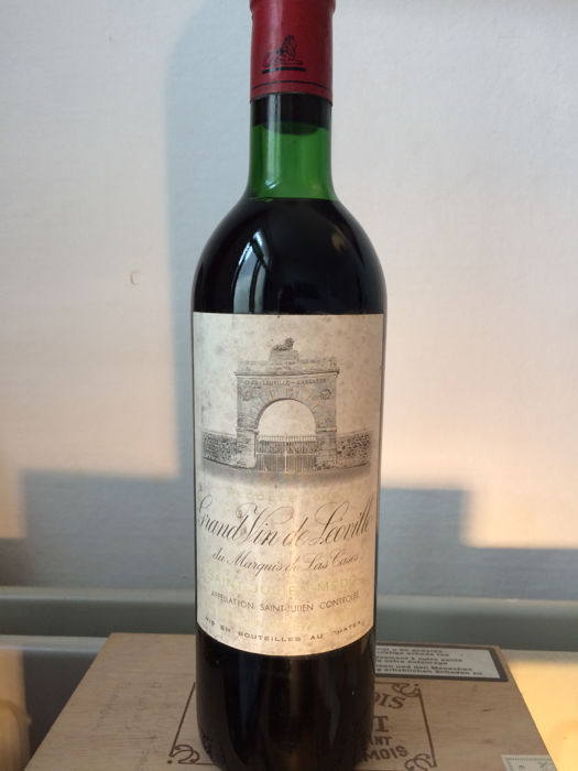 1969 Chteau Loville Las Cases Saint Julien Grand Cru Class