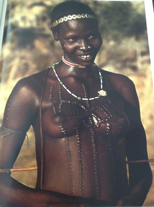 Leni Riefenstahl - The Last of the Nuba - 1974