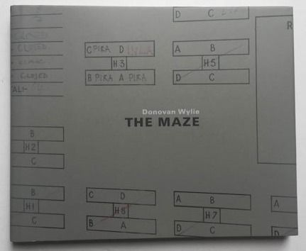 Signed; Donovan Wylie - The Maze - 2004