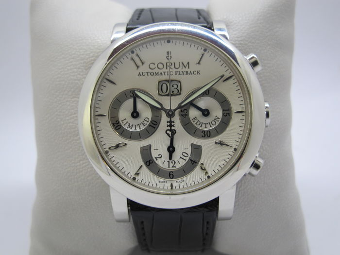Corum - Classic Flyback Chrono Limited Edition - 996.201.20 - Men - 2000-2010