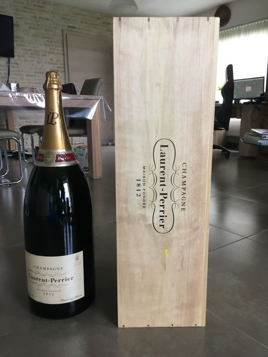 Laurent Perrier Brut Champagne - 1 Balthazar  (1200cl) in OWC