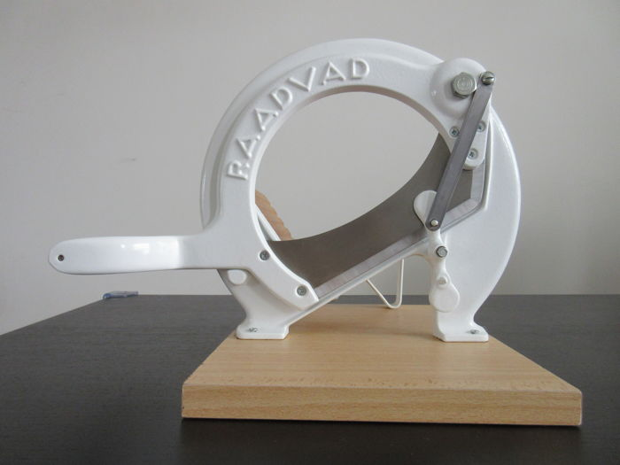 Raadvad - bread slicer, Denmark, 2nd half of 20th century