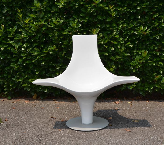 Lloys Schwan for Cappellini - Chair - Statuette model