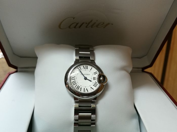 Cartier - Ballon Bleu - 3009 - Women - 2014