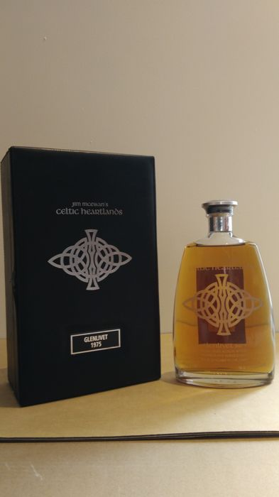 Glenlivet 1975 33 years old Celtic Heartlands