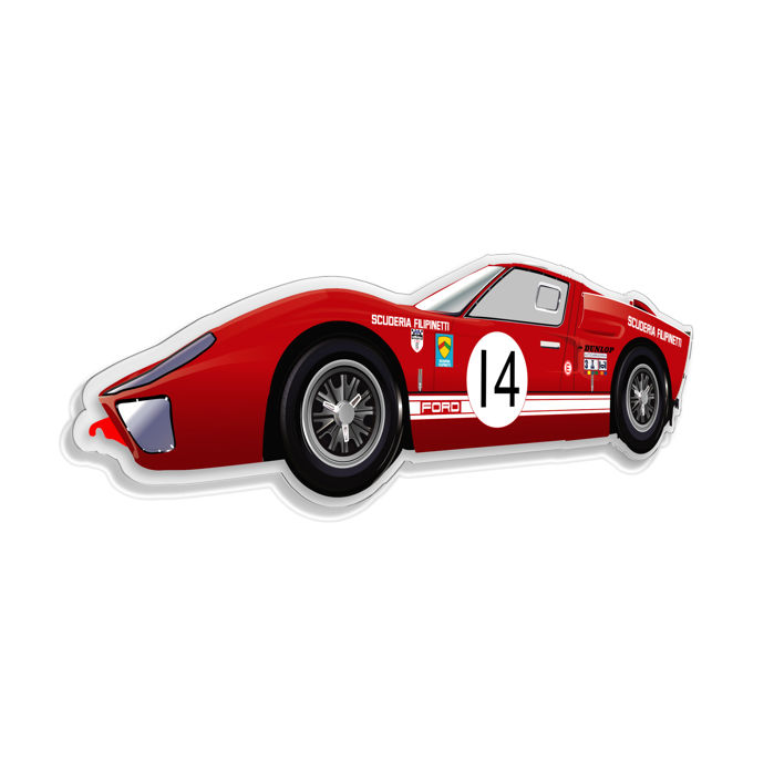 Decorative object - SL- Halmo Collection Ford GT40 - 2018