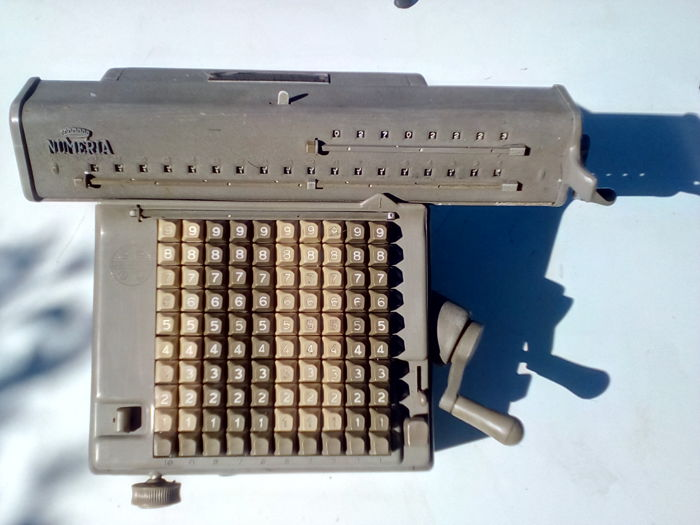 Lagomarsino Numeria Calculating Machine