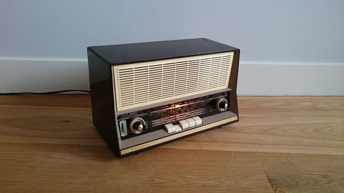 Philips B3X91A from 1959