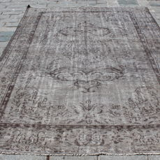 Overdyed Turkish Rug, 180 x 300 cm