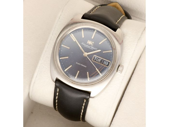 IWC - Electronic - Day-Date - 2048655 - Men - 1970-1979