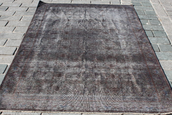 Overdyed Turkish Rug, 148 x 219 cm