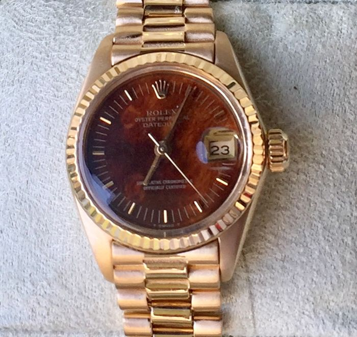 Rolex - Oyster Perpetual Date Lady - 6917 - Γυναίκες - 1970-1979