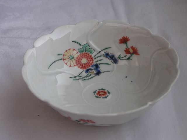 Kakiemon bowl - Japan - 18th century