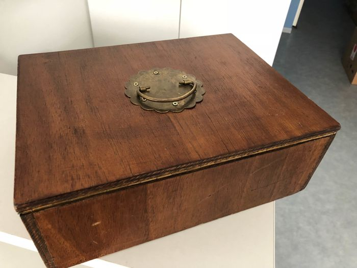 Old box, 19th century
