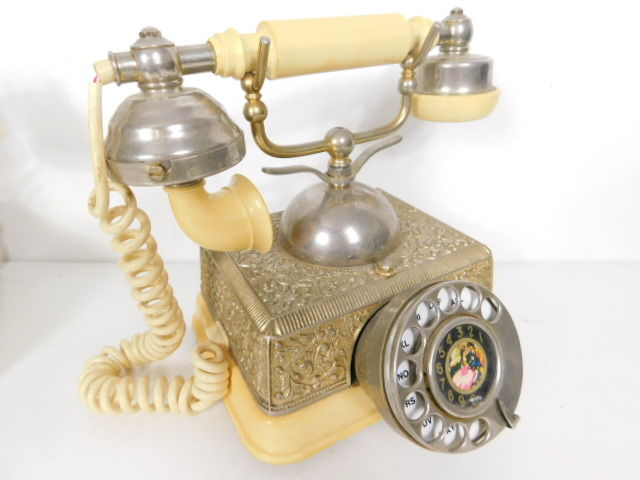 Phone from 1950 to 1960