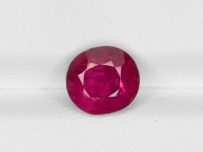 Ruby - 2.75 ct