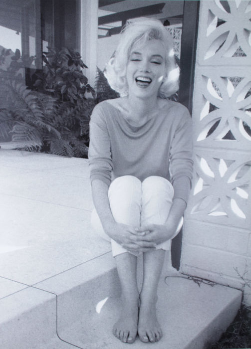 George Barris (1928-2016) - Marilyn Monroe, 1962