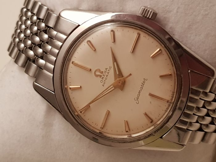 "Omega Seamaster - Men's wristwatch - 147002 SC - ""NO RESERVE PRICE"""