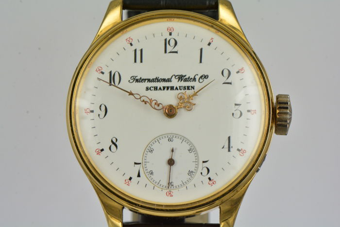IWC - Marriage watch - Hombre - 1850 - 1900