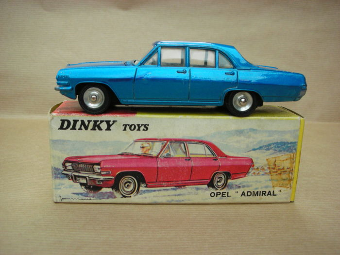 Dinky Toys - 1:43 - Opel Admiral - No. 513