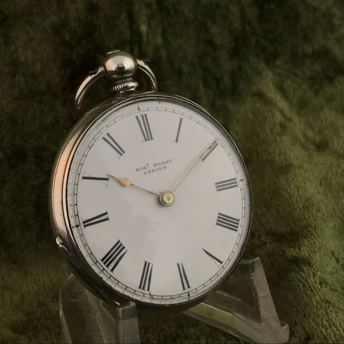 Rob Bragg - Stroub - Cylindergang zakhorologe - NO RESERVE PRICE - Unisex - 1900s