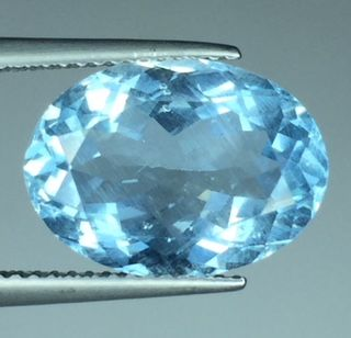 Aquamarine - 6.21 ct - no reserve price