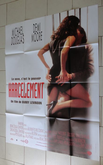Harcelement Disclosure 1994 Directed By Barry Catawiki