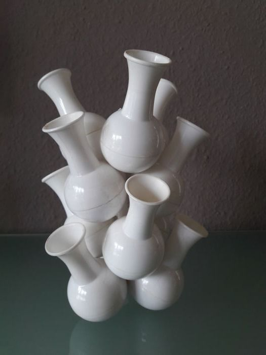 Unknown artist - 'Bubble', vase object (stacked vase)