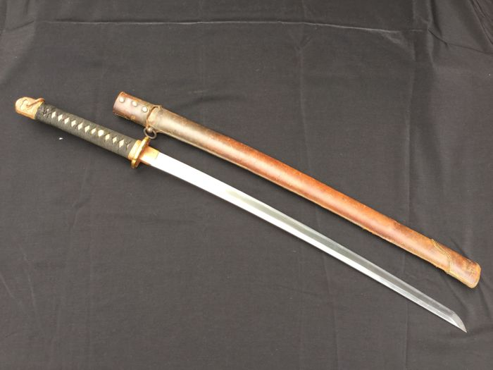 Authentic Japanese Officer's Katana WW2