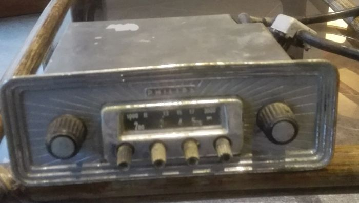 radio - philips NX 554V/06 - 1950-1950 (1 items)