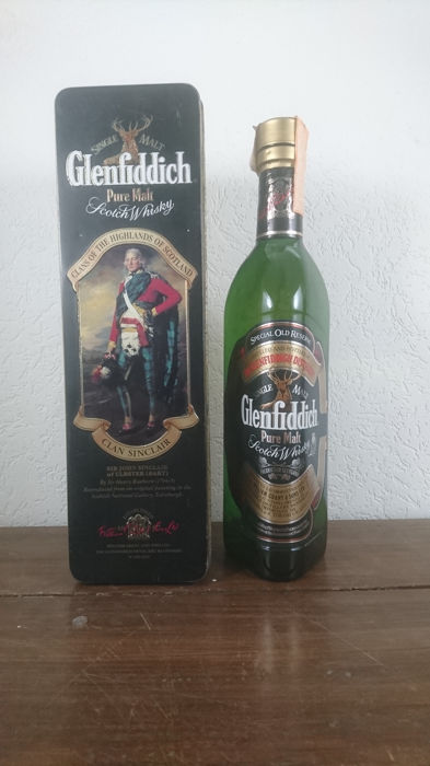 Glenfiddich Special Old Reserve Clans of the Highlands