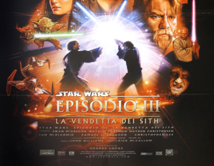 Star Wars Star Wars Episode Iii Revenge Of The Sith Catawiki