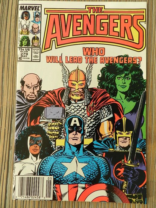 Avengers - Vol.1 # 48 issues & 4 annuals - 52x - Softcover - Eerste druk - (1984/1990)
