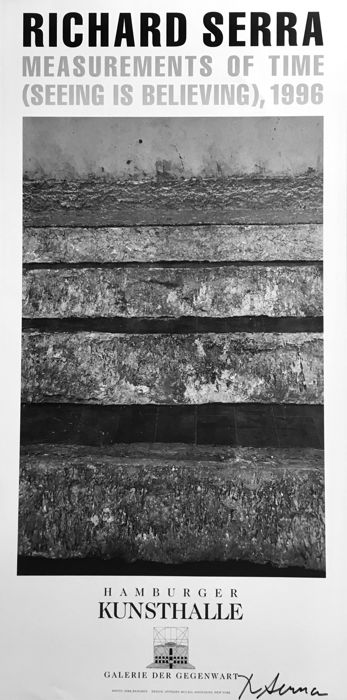 Richard Serra - Measurements of Time