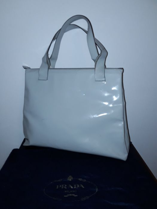 5a498508b471 Prada - Shopper bag - Vintage - Catawiki