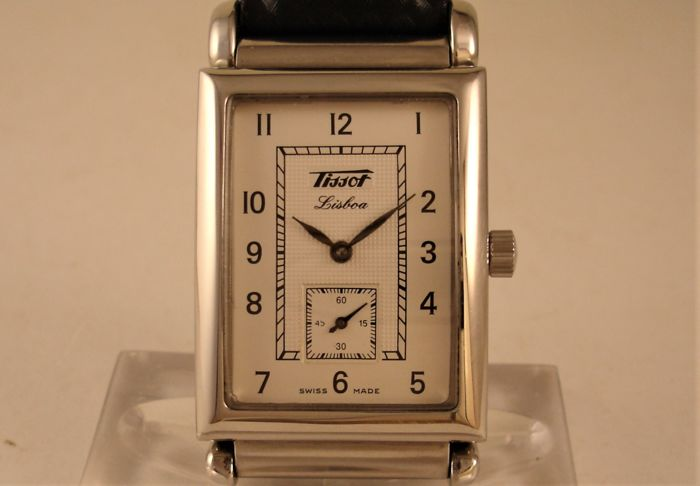 Tissot - Lisboa Limited Edition - 9036 - Heren - 2000-2010