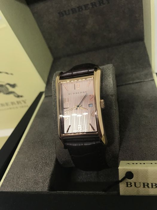 Burberry - Heritage Watch - BU3000 - Heren - 2011-heden