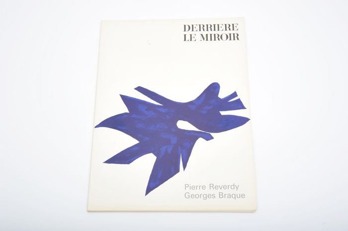 Georges Braque - Derrière le Miroir No. 135-136. With 5 lithographs - 1962