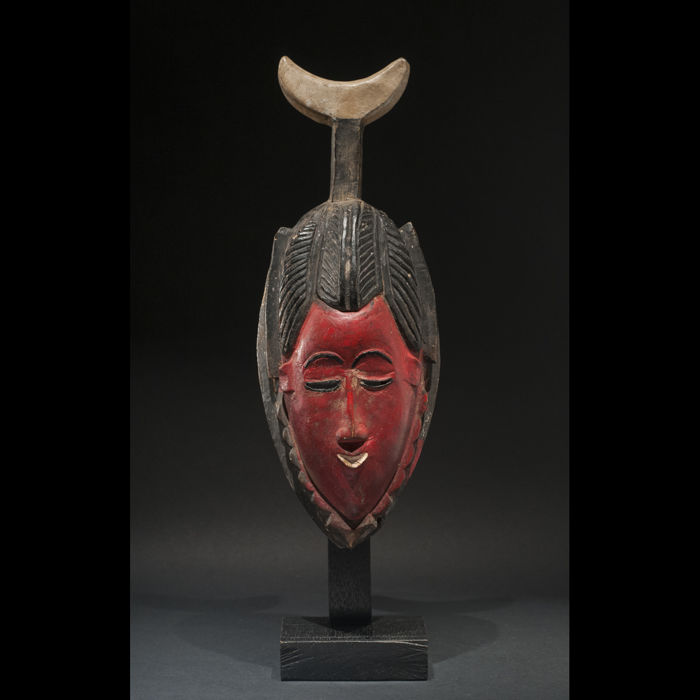 Mask - GURO - Ivory Coast