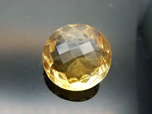 Citrine - 21.34 ct *No reserve*
