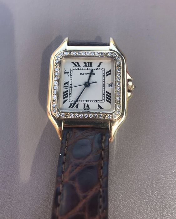 Cartier - Panthere - 127000M - Unisex - 1970-1979