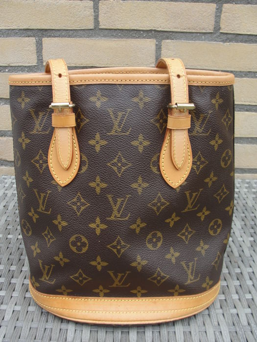 Louis Vuitton Bucket Monogram PM Bolso de bandolera Catawiki
